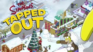 The Simpsons: Tapped Out Winter 2015 Review