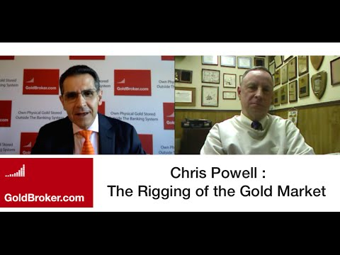Chris Powell: Gold Is Too Sensitive to Western Governments