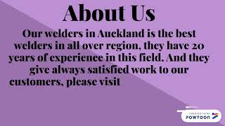 Get Best Work of Aluminium Welding Auckland at Affordable Price