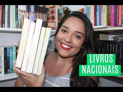 LIVROS NACIONAIS FAVORITOS ?? | por Sibelly Maria
