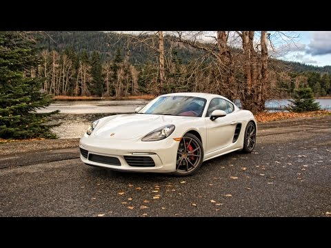 2017 Porsche 718 Cayman S Car Review