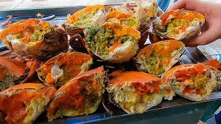 Phát hiện Vựa bán cua Gạch son Cà Mau (Cua trứng) ngon nhất Sài Gòn | Cách chọn cua Gạch Son ngon