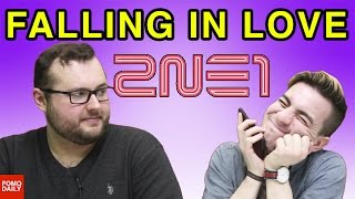 "2NE1 ""Falling In Love"" • Fomo Daily Reacts"