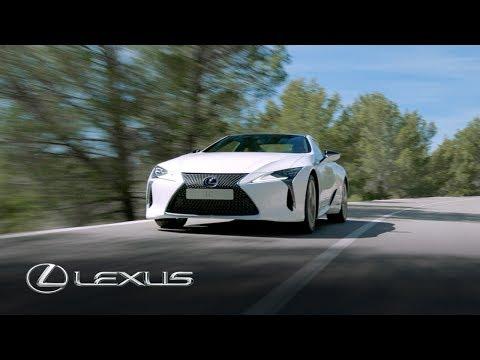 Lexus Lc 500 Купе класса A - рекламное видео 6