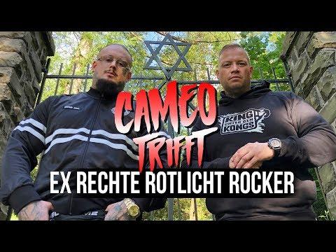 Mit Ex Neo-Nazi auf jüdischem Friedhof ⎮ Antisemitismus, Gewalt - Philip Schlaffer ⎮ CAMEO TRIFFT