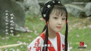 【花絮】红楼梦金陵十二钗之林黛玉的戏里戏外丨小戏骨剧场