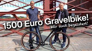 NS Bikes (North Shore Bikes) Rag+ 1 2022, Rag+ 2 Alu-Gravelbikes mit vielen tollen Details