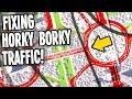 Horky Borky, Choc-a-Block & Higgledy Piggledy in Cities Skylines!!!