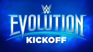 WWE Evolution Kickoff: October 28, 2018