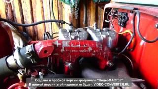 Установка турбины на трактор т-25 (30)