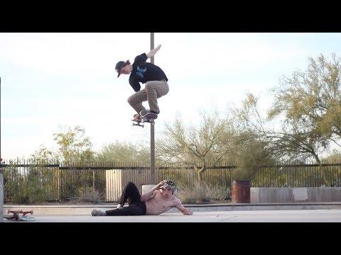 Dave- O: McDowell Skatepark