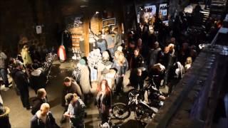 Moon Bike Show, 2015-03-07 Avesta, Sweden 2