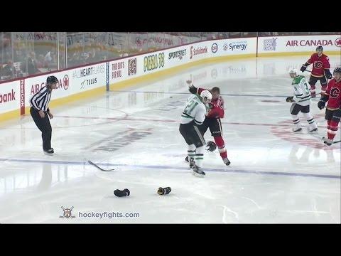 Micheal Ferland vs. Antoine Roussel