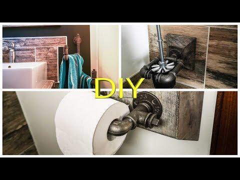 🔨Craftling: Bathroom Accessories