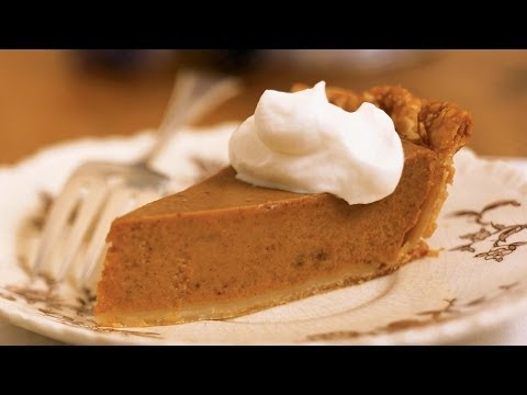 How to Bake Classic Pumpkin Pie with Fresh Whipped Cream