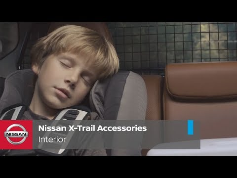 Nissan X-Trail Boost Your Interior