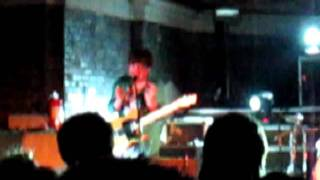 The Young Knives - She's Attracted To (Live) @ The Cathedral Crypt, Liverpool
