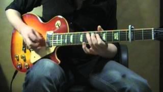 Joe Bonamassa - Lonesome Road Blues (Cover by Vladimir Shevyakov)