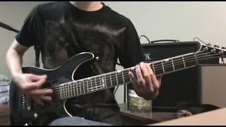Fair To Midland - Golden Parachutes (Guitar Playthrough)
