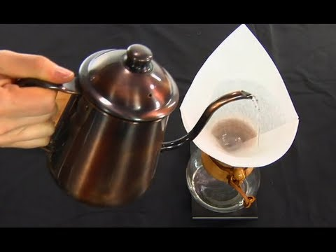 Here's How To Make Perfect Pour Over Coffee