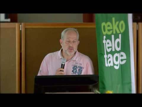 Öko-Feldtage Witzenhausen Bodenmonitor Vortrag Peter Gockel 2017