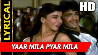 Yaar Mila Pyar Mila With Lyrics | Kishore Kumar   - YouTube