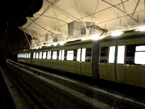 قطار مكة تشغيل تجريبي 1