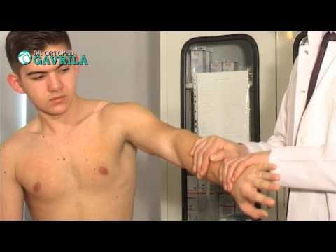 Artrita articulației piciorului mic
