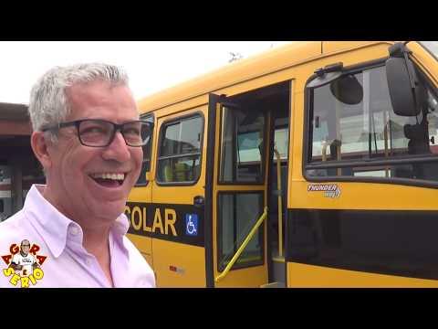 Secretário de Educação Oscar Vitorino fala porque o Prefeito Ayres Scorsatto faz Cida e Chico Junior passar vergonha e Conquista um Novo Busão