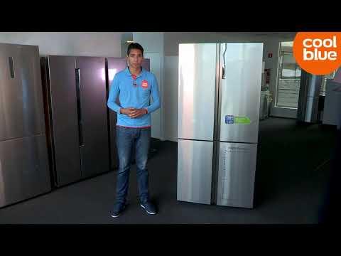 Side By Side Kühlschrank Haier Test : ᐅᐅ】haier htf dm kühlschrank tests produkt