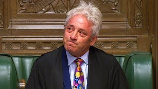 video: Good riddance John Bercow, a shockingly partisan, self-indulgent Speaker who demeaned his office