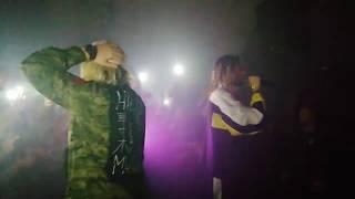 KUKU$ X FOX    OCE K*** (live @ Beograd 2019)
