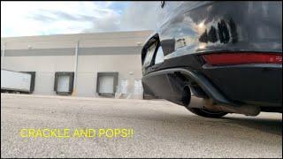gti exhaust pop - ฟรีวิดีโอออนไลน์ - ดูทีวีออนไลน์ - คลิป