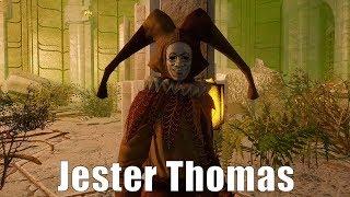 Skyrim x Dark Souls: Jester Thomas