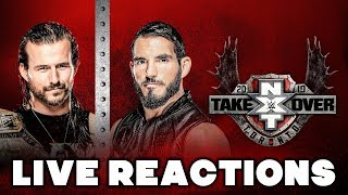 NXT TakeOver: Toronto 2019 Live Reactions