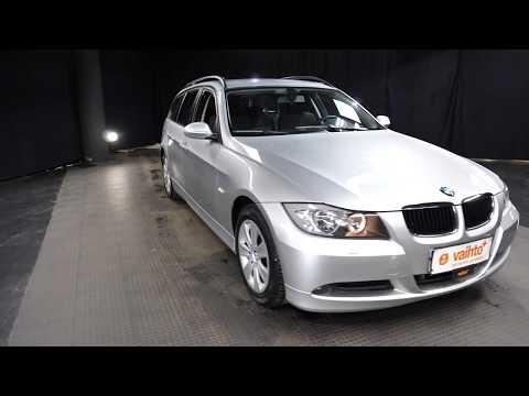 BMW 3-sarja 318 Diesel Touring (E91), Farmari, Manuaali, Diesel, UVY-324