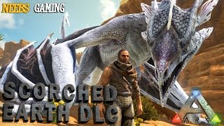 Gambar cover Ark: Survival Evolved Scorched Earth DLC