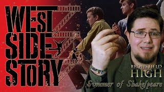 West Side Story and Romeo and Juliet - Summer of Shakespeare