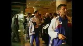 The Serbo-Croatian Football War, 1999