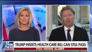Donald Trump and Rand Paul Could Fix Healthcare