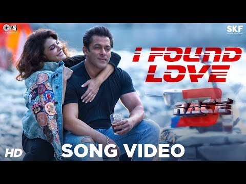 Download I Found Love Song Video - Race 3 | Salman Khan, Jacqueline | Vishal Mishra | Bollywood Song 2018 HD Video