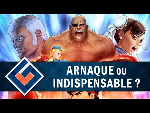 STREET FIGHTER 30th Anniversary : Arnaque ou indispensable ?   GAMEPLAY FR