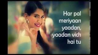 Dheere Dheere Se Lyrics (Yo Yo Honey Singh, Hrithik Roshan, Sonam Kapoor)