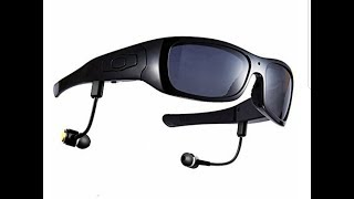 Forestfish Bluetooth/Hidden Camera Sunglasses Unboxing Review By Slick
