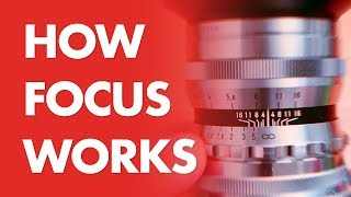 How Focus Works: Depth of Field, Distance Scale and Hyperfocal Distance