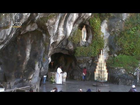 Chapelet à Lourdes du 29 novembre 2019