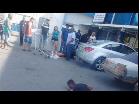 Homem esfaqueia mulher e tenta se matar em seguida no Embu