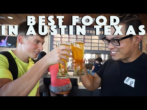 Video The Best Food in Austin Texas