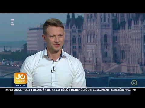 Október 23-án lesz a  Kolonics György Emlékfutás - Csabai Edvin - ECHO TV letöltés