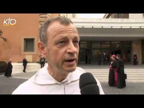 Le Synode, un moment de Pentecôte